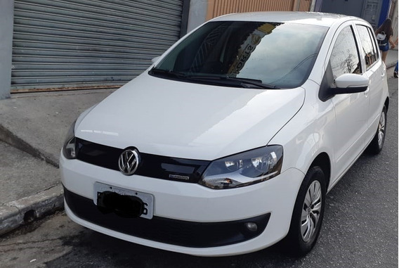 Volkswagen Fox 2014 1.0 Mpi Bluemotion 12v Manual