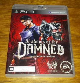 Shadows Of The Damned Viagem Suda51 Mídia Física Original