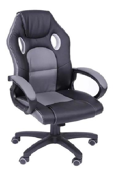Cadeira Gamer Com Rodízios 3318-or Design
