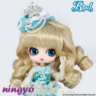 Pullip Byul Princess Minty B-322 - Pronta Entrega!