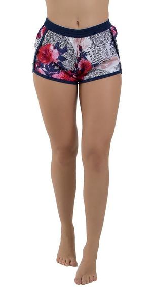 Kit C/3 Shorts Estampados-moda Praia - Verão Piscina Revenda