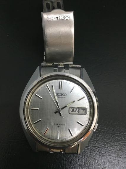 Relógio Seiko Automático - Antigo