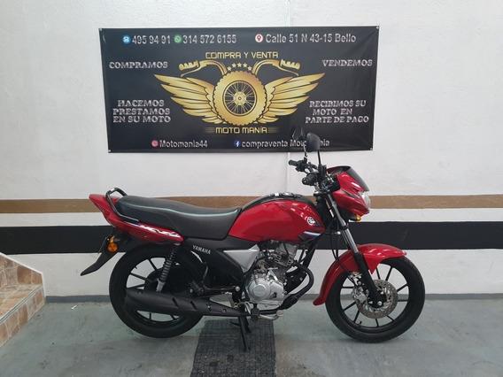 Yamaha Ycz 110 Mod 2020 Traspasó Incluido Libero