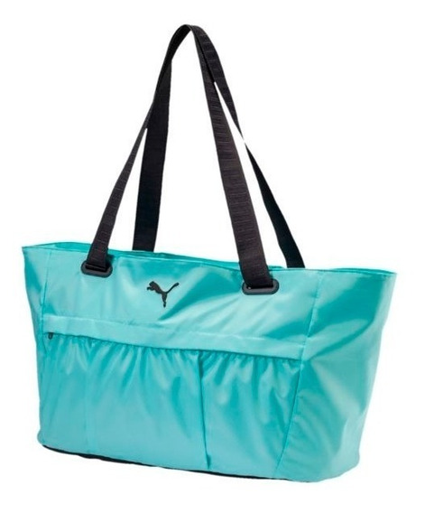 Bolsa Puma At Workout Verde - Original