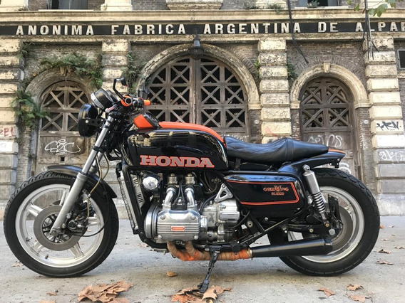 Honda Goldwing Cafe Racer Oportunidad (@vartevargarage)