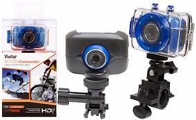 Câmera Filmadora Esporte De Aventura