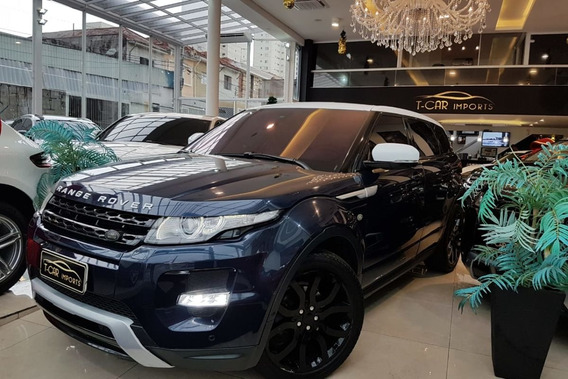 Range Rover Evoque 2.0 Si4 4wd Dynamic