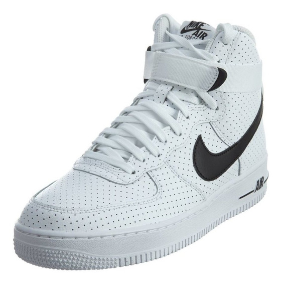Tenis Casual Nike Air Force One High 653998- 102 Originales!