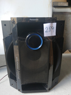 Subwoofer Panasonic Modelo Sb Wakx70