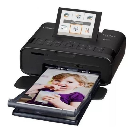 Selphy Cp1300 / Impressora Canon / + Kit Para 108 Fotos