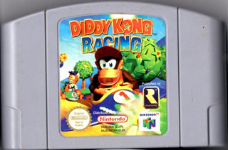 Diddy Kong Racing 64 Fenix Games Dx Envios A Todo Chile