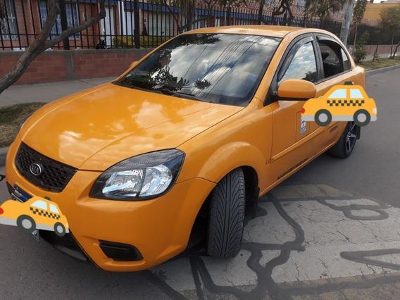 Kia Sephia Taxi