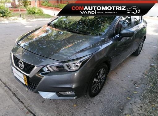 Nissan Versa Advance Id 38881 Modelo 2020