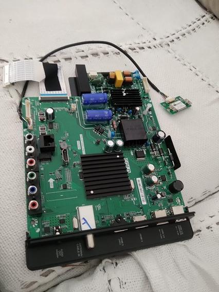 Placa Principal Tcl L32s4900s Nova E Completa