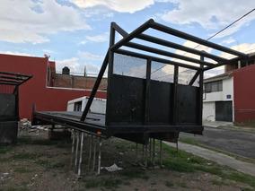 Plataforma Para Camion Torton O Rabon 7 Mts Largo