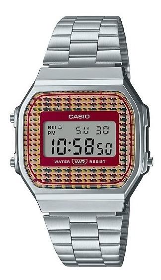 Reloj Casio Vintage A168wef-5avt