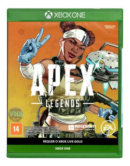 Apex Legends Edição Lifeline - Xbox One - Mídia Física Novo