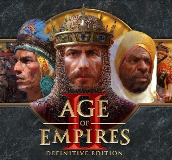 Age Of Empires 2 Definitive Edition + Todos Ages+ Warcraft 3