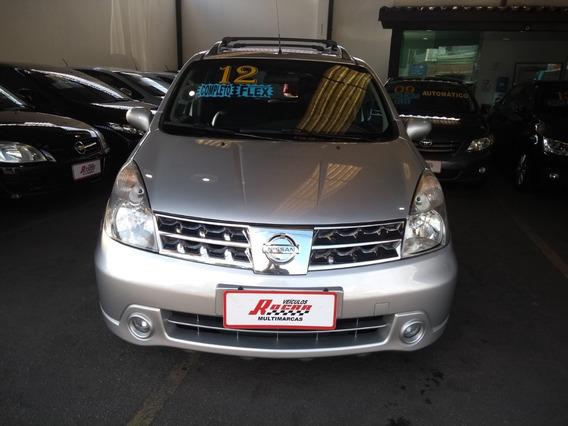 Nissan Livina Sl 1.8 2011/2012
