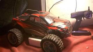 Auto Radio Control Rc 1/10 Electrico Red Cat Racing Vulcano