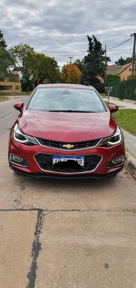 Chevrolet Cruze Ii 1.4 Ltz At 153cv 2017