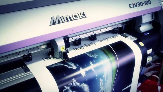 Impressão Digital R$ 24,90 M² - Lona 440g Front