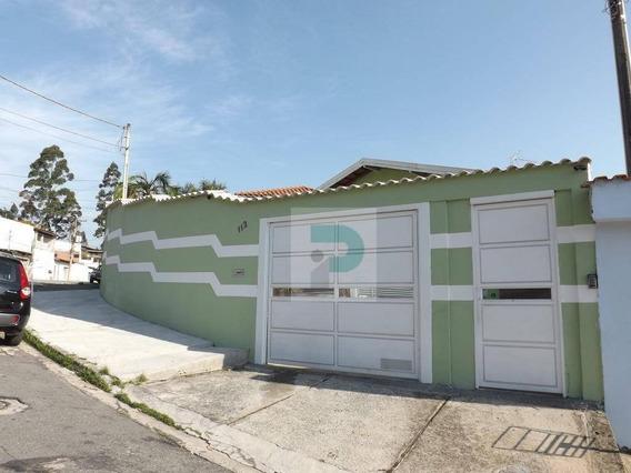 Vendo Casa Em Cesar De Souza Em Mogi Das Cruzes - Ca0003