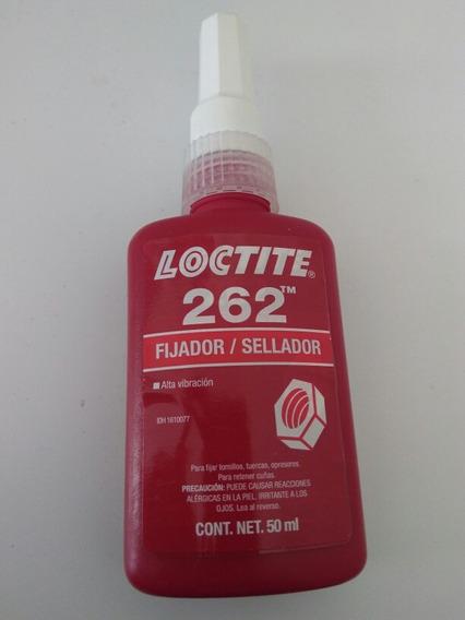 Fijador Sellador Loctite 262.