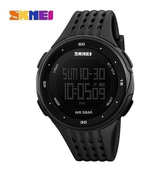 Relógio Digital Masculino Skmei 1219 Preto Esportivo