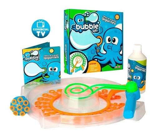 Bubble Lab Burbujero Grande Fabrica Burbujas Original Tv