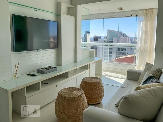Apartamento Para Aluguel - Brooklin, 1 Quarto, 55 - 893080056