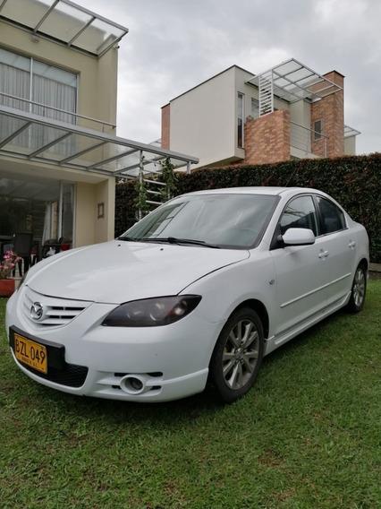 Mazda 3, 2.0 Cc, Automático Secuencial, Sedan Full Equipo