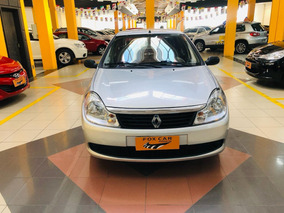 Renault Symbol Expression 1.6 Ano 2010 (9844)
