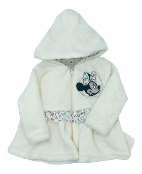 Chamarra Disney Minnie Con Gorro