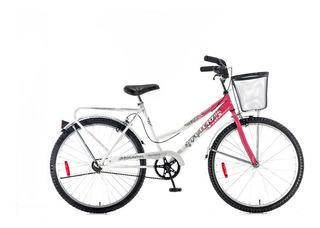 Bicicleta Rodado 26 Paseo Dama 3577 Futura Country