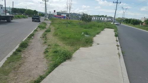 Terreno Comercia En Venta Loarca, Querétaro.