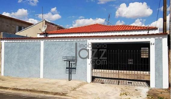 Ótima Casa Com 2 Dormitórios À Venda, 120 M² Por R$ 330.000 - Jardim Mirante De Sumaré - Hortolândia/sp - Ca7263