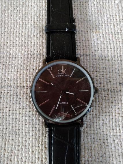 Relógio De Pulso Calvin Klein Quartz C/ Peças Soltas C 3680