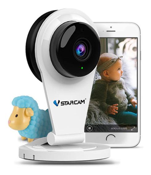 Baby Call Monitor Infantil Camara Bebe Seguridad Ip Wifi Inalambrica Celular Vstarcam + Cuotas
