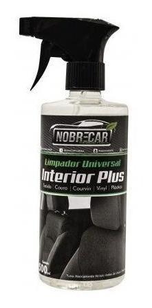 Imagen 1 de 1 de Interior Plus - Apc Limpador Anti-olor - Nobre Car 500ml