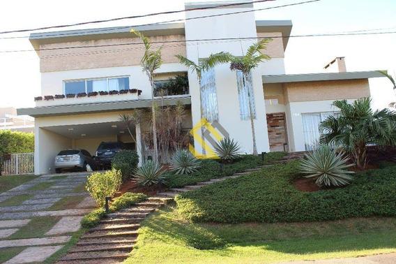Casa Residencial À Venda, Condomínio Portal Do Sabiá, Araçoiaba Da Serra. - Ca0864