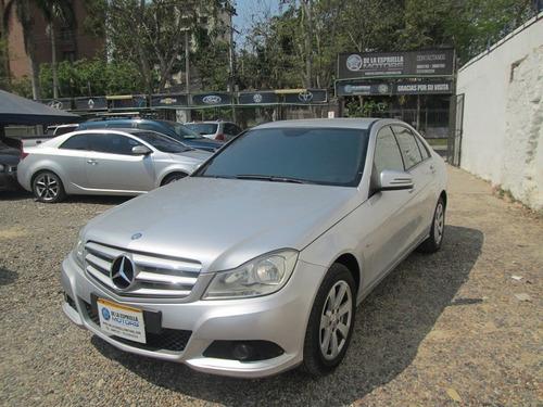 Merces Benz C180 1.6 2012