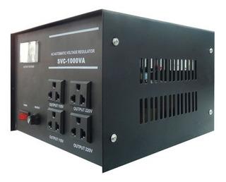 Estabilizador Regulador Convertidor 110v 220v 1000w 1kva