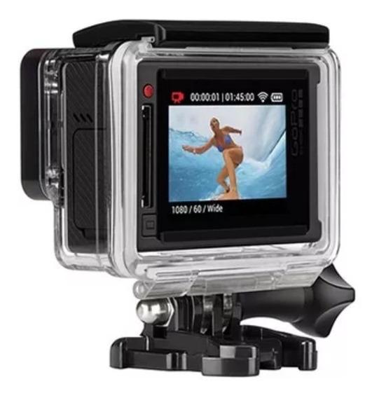 Camera Gopro Hero 4 12mp Lcd Integrado 4k Bluetooth Wifi