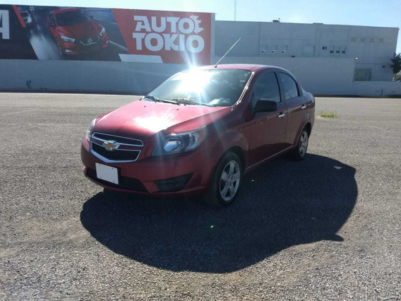 Chevrolet Aveo 2018 1.6 Ls At