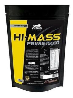 Hi Mass 15000 3kg Leader Nutrition