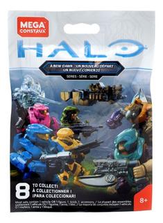 Sobres De Halo Megaconstrux Con 1 Figura Nuevo Sellado C/sob