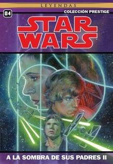 A La Sombra De Sus Padres Ii. Star Wars Pres. 4