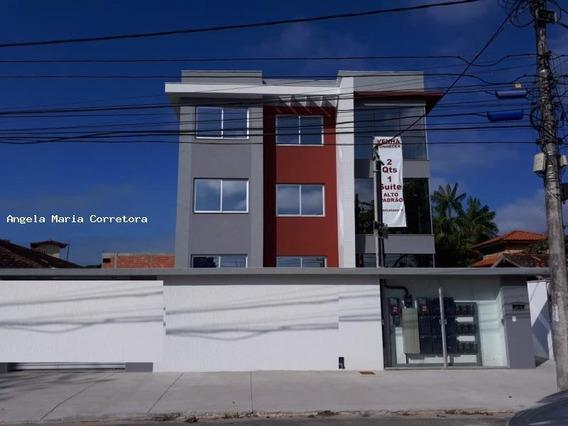 Apartamento Para Venda Em Rio Das Ostras, Costa Azul, 2 Dormitórios, 1 Suíte, 2 Banheiros, 1 Vaga - Amc2304