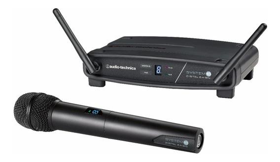 Microfone S/fio Atw-1102 Audio-technica Digital 2.4g C/n.f.